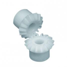 Plastové kužeľové kolesá