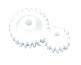 Čelné ozubené kolesá plastové